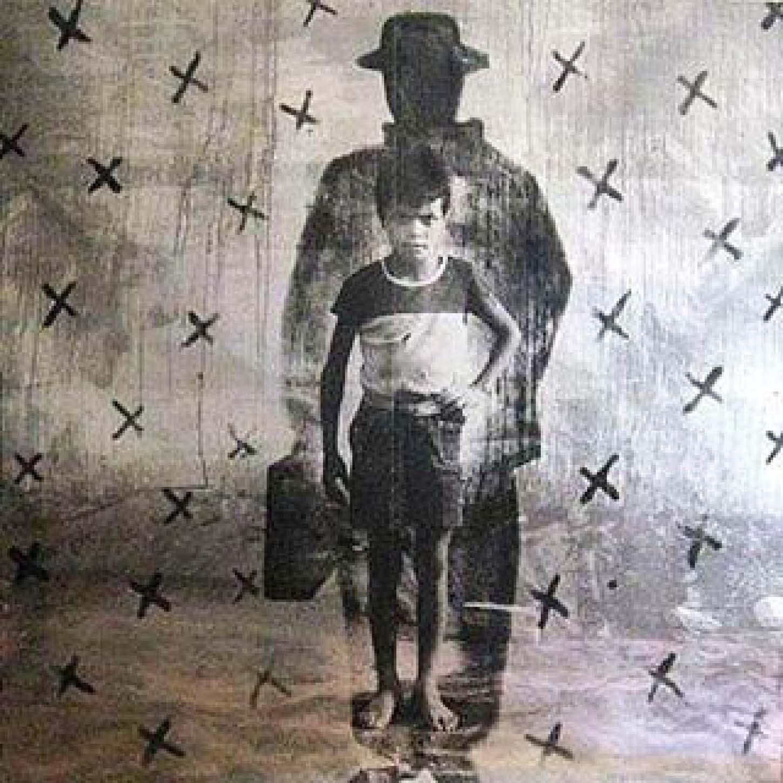 Le Showroom, Louis Jammes, oeuvres historiques,Lovely Ghost,Réfugié palestinien, Tunis, 1991tirage argentique lambda, 60 x 60 cm, format unique.