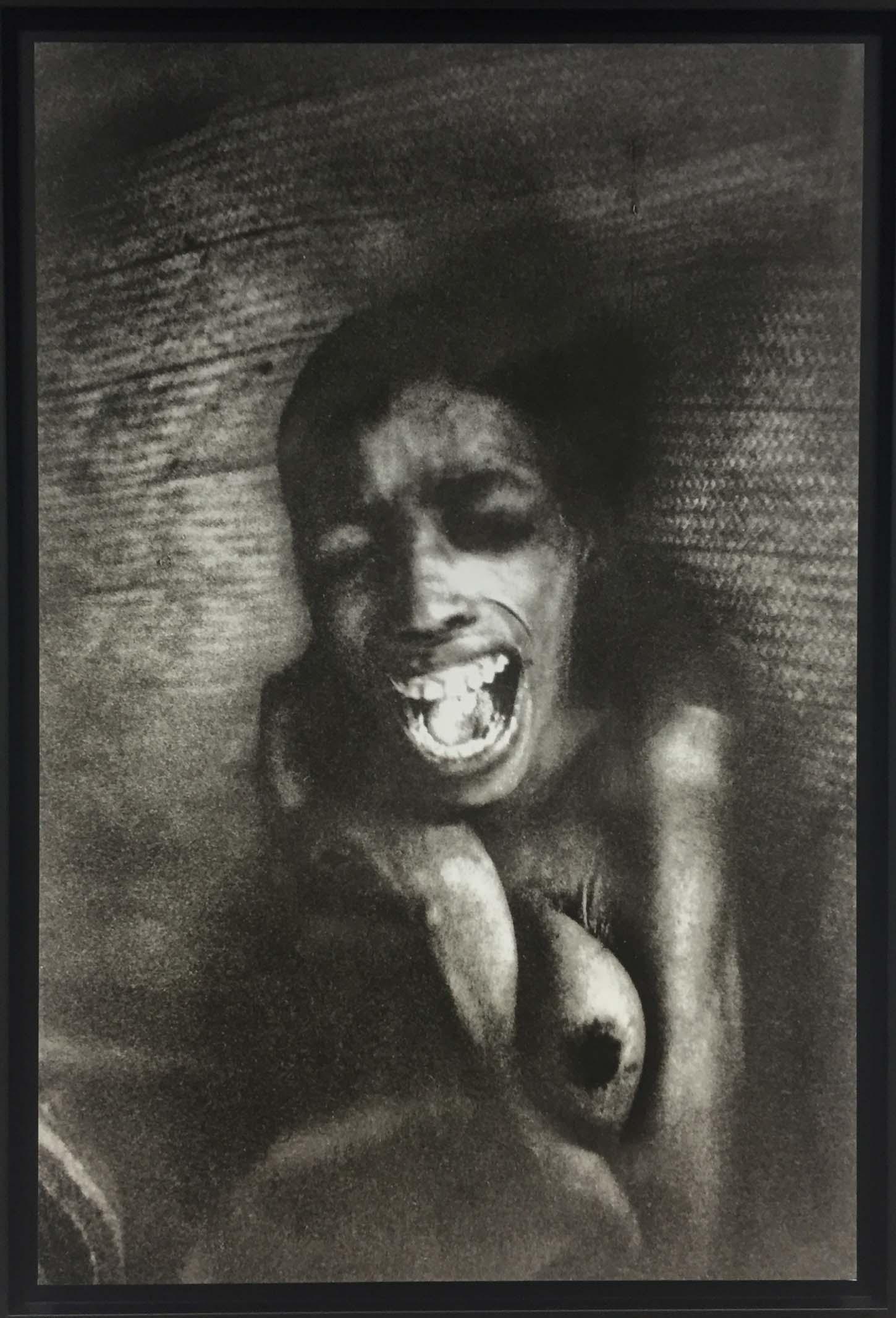 Le Showroom: Louis Jammes, oeuvres historiques, Série OugandaLe cri, 1996Ouganda, 90 x 60 cm, 5ex +2ea
