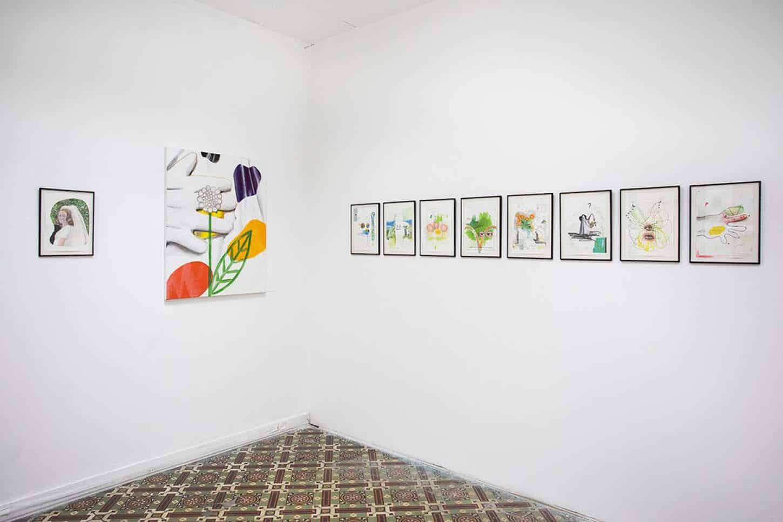 Toi-mêmeArnaud Labelle-Rojoux, Thierry Lagalla, Espace A VENDRE, Nice