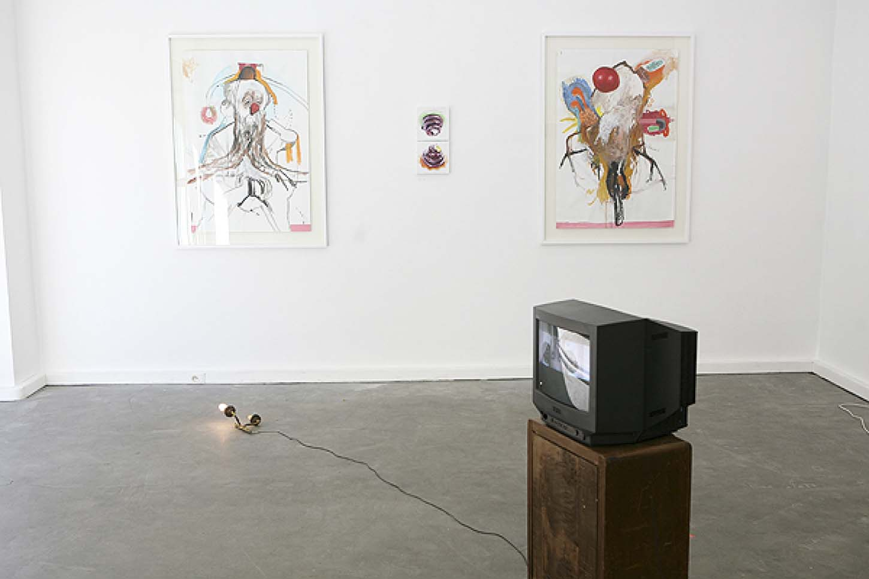 Thierry Lagalla, Ò Figure, 2009, Espace A VENDRE, rue Smolett, Nice