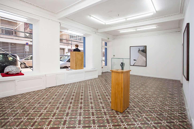 Philippe Ramette, exposition monographique, octobre-décembre 2017
