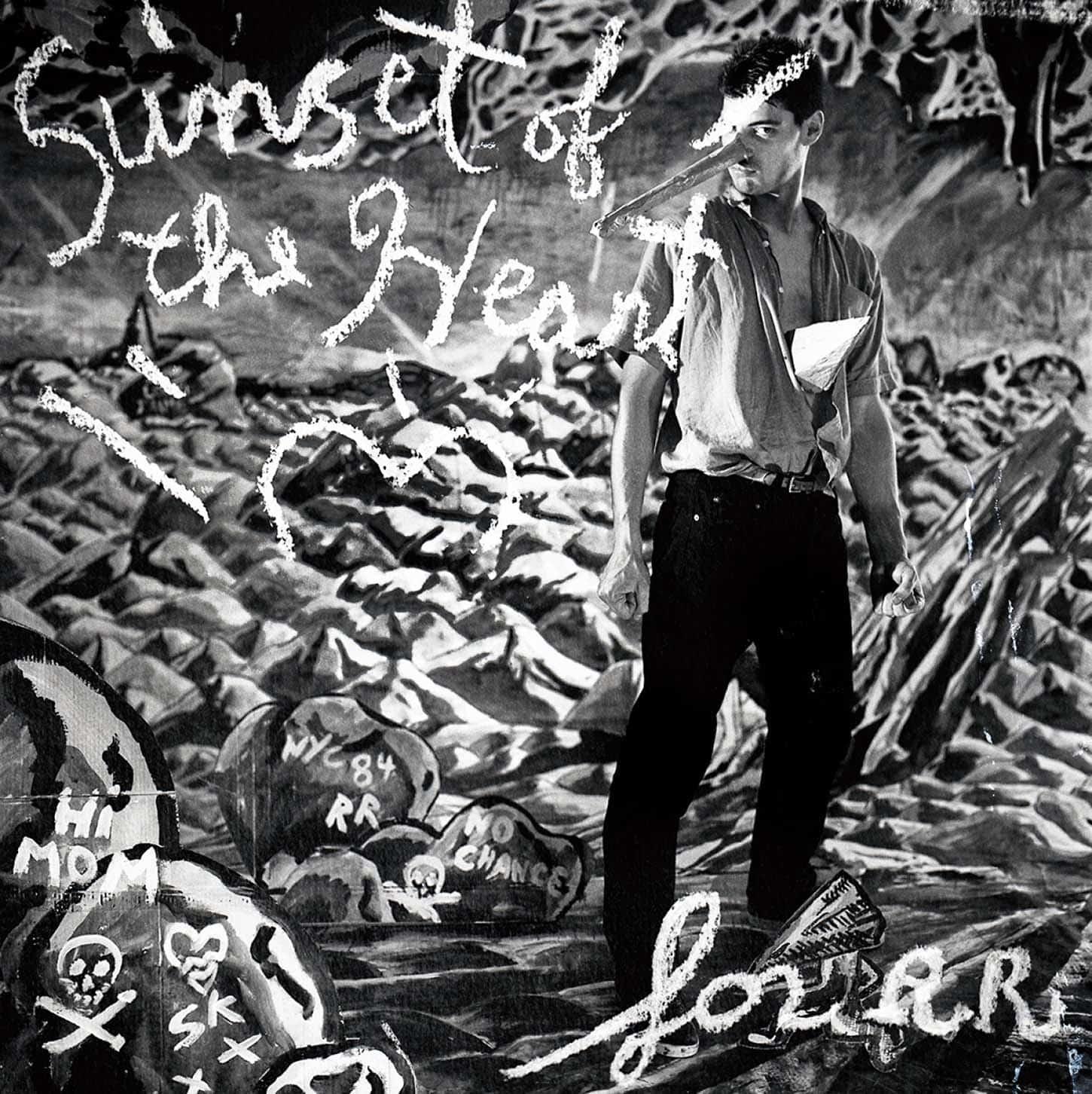 Louis Jammes,Sunset of the Heart. (autoportrait) New York, USA, 1984.© Louis JammesJet d'encre sur papier affiche, 120 x 120 cm.25 exemplaires. Signées et numérotées par l'artiste.
