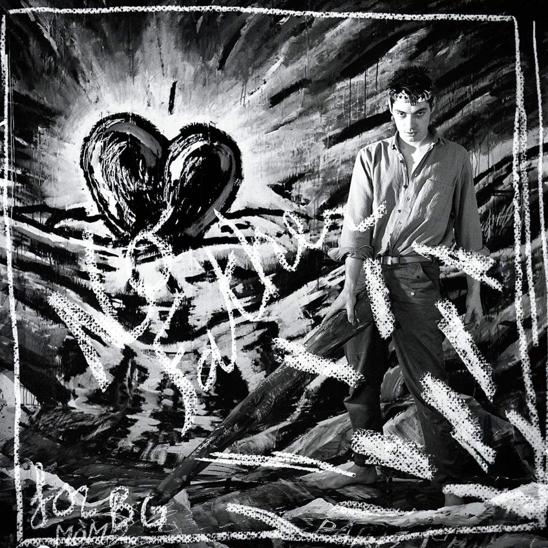 Louis Jammes, No Father, autoportrait. Paris, 1985.1ère affiche Yvon Lambert Gallery© Louis JammesJet d'encre sur papier affiche, 120 x 120 cm.25 exemplaires. Signées et numérotées par l'artiste.