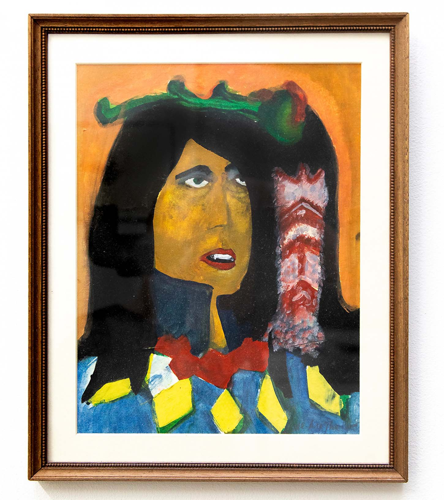 We are the painters, Sans titre, 2011, Gouache, aquarelle, 20 x 30 cm