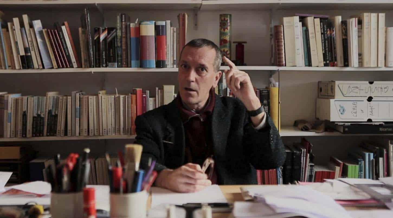 "Eric Duyckaerts,Abécédaire, vidéos, 2'27"",5 ex., 2011"
