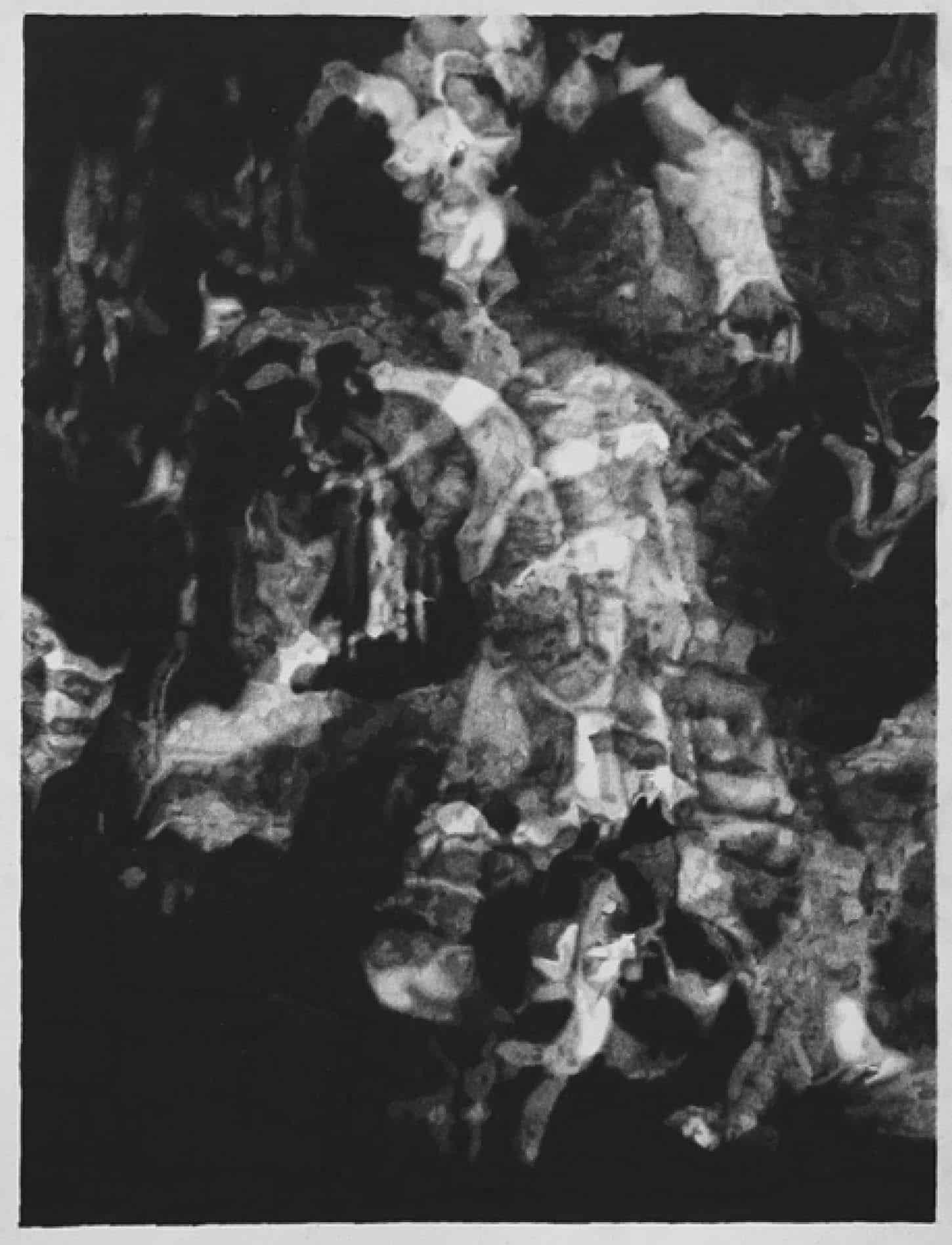 Espace A VENDRE, Le Showroom: Dessins originaux, par Tudi Deligne.  Sans titre Crayon noir sur papier, 30 x 40 cm, 2014 1 000 €