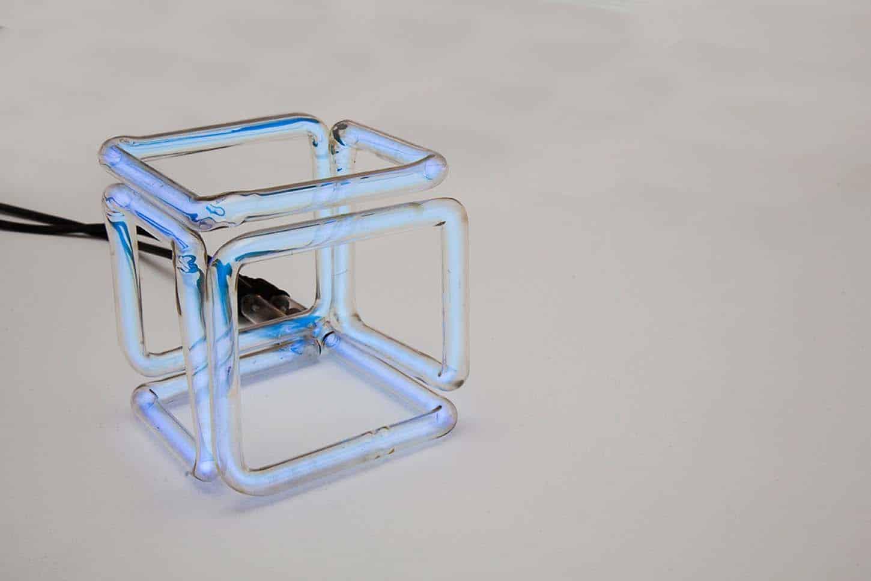 Cube 16 x 16 cm, pièce unique