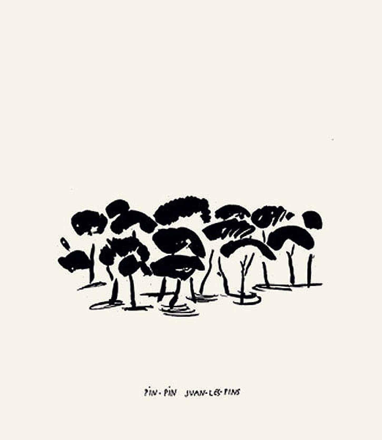 Erik Dietman Sur le doigt et dans la tête n°1, Sérigraphie sur papier Rivoli Ivoire 300gr, en 1 passage, 25 x 22 cm, 60 ex, 2000.