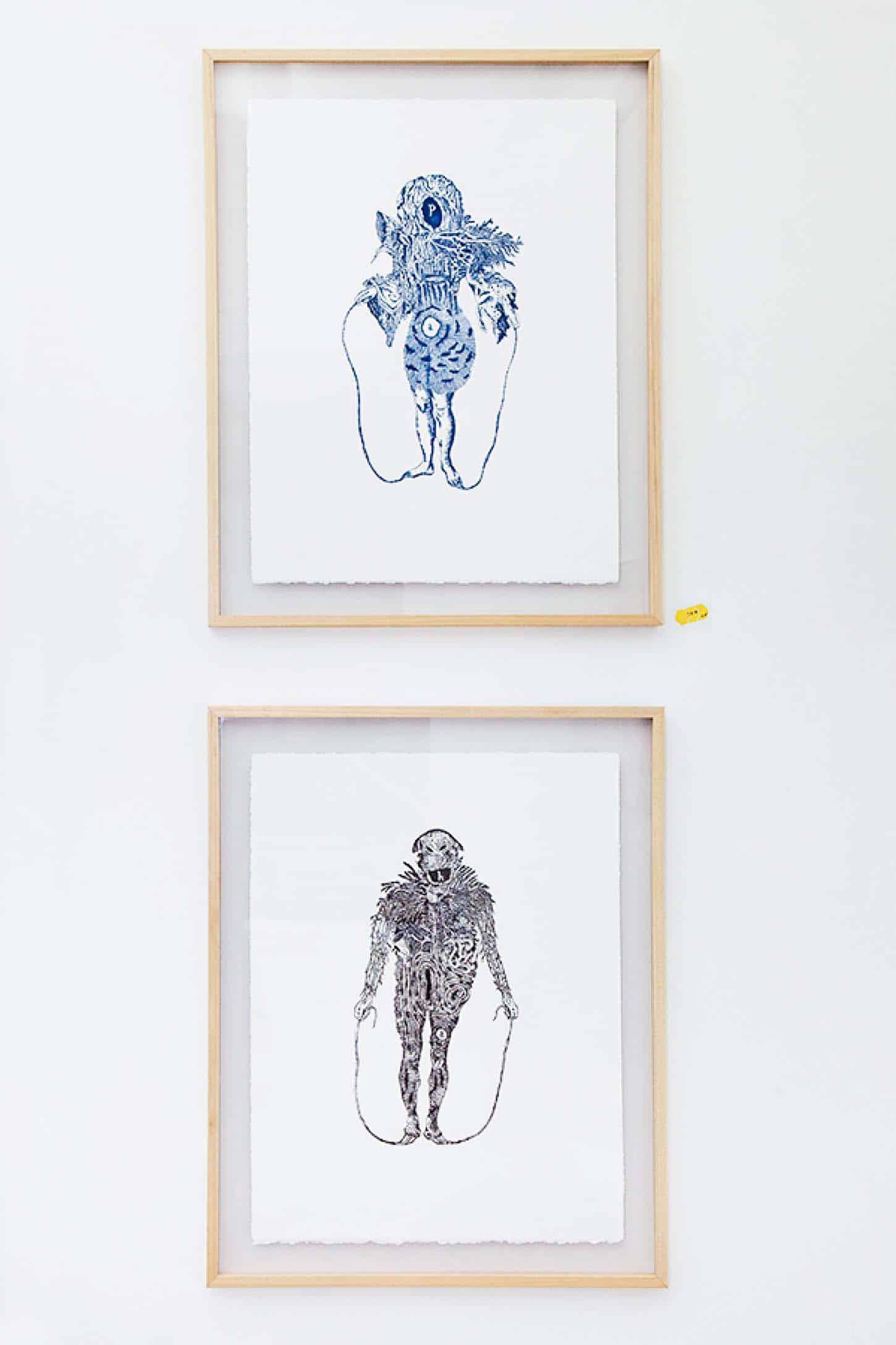 Espace A VENDRE, Exposition collective, Editions, avec la participation de Eudes Menichetti