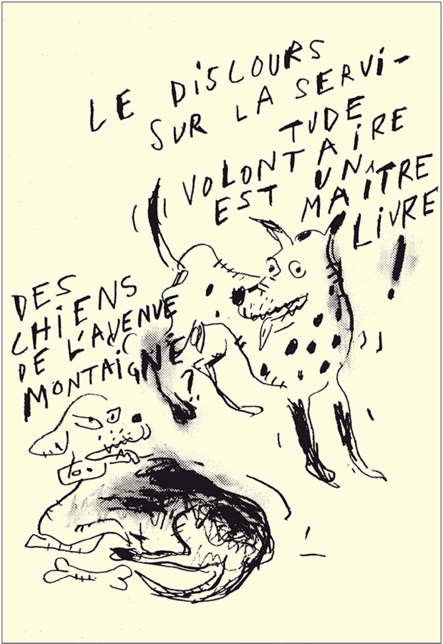 Arnaud Labelle-rojoux, Sérigraphie, 70x50cm, 50 ex/brut de Centaure 300g. Disponible