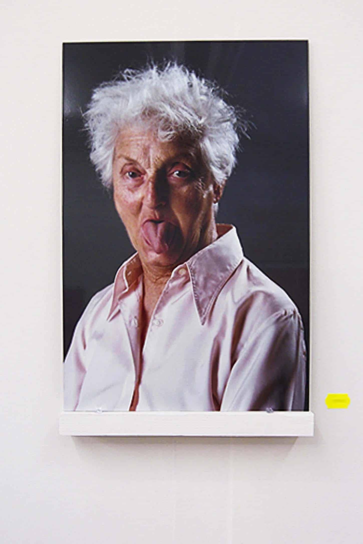 Lionel Scoccimaro,Série lesOctodégénérés, sans titre, 2001,Tirage numérique contrecollé sur dibond, 45 x 30 cm