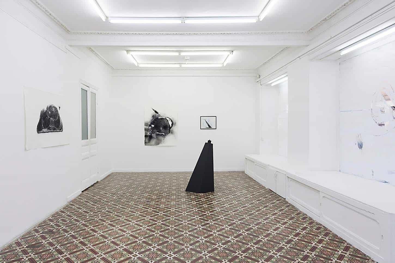 Eglé Vismanté, • La galerie :vue de l'exposition personnelle