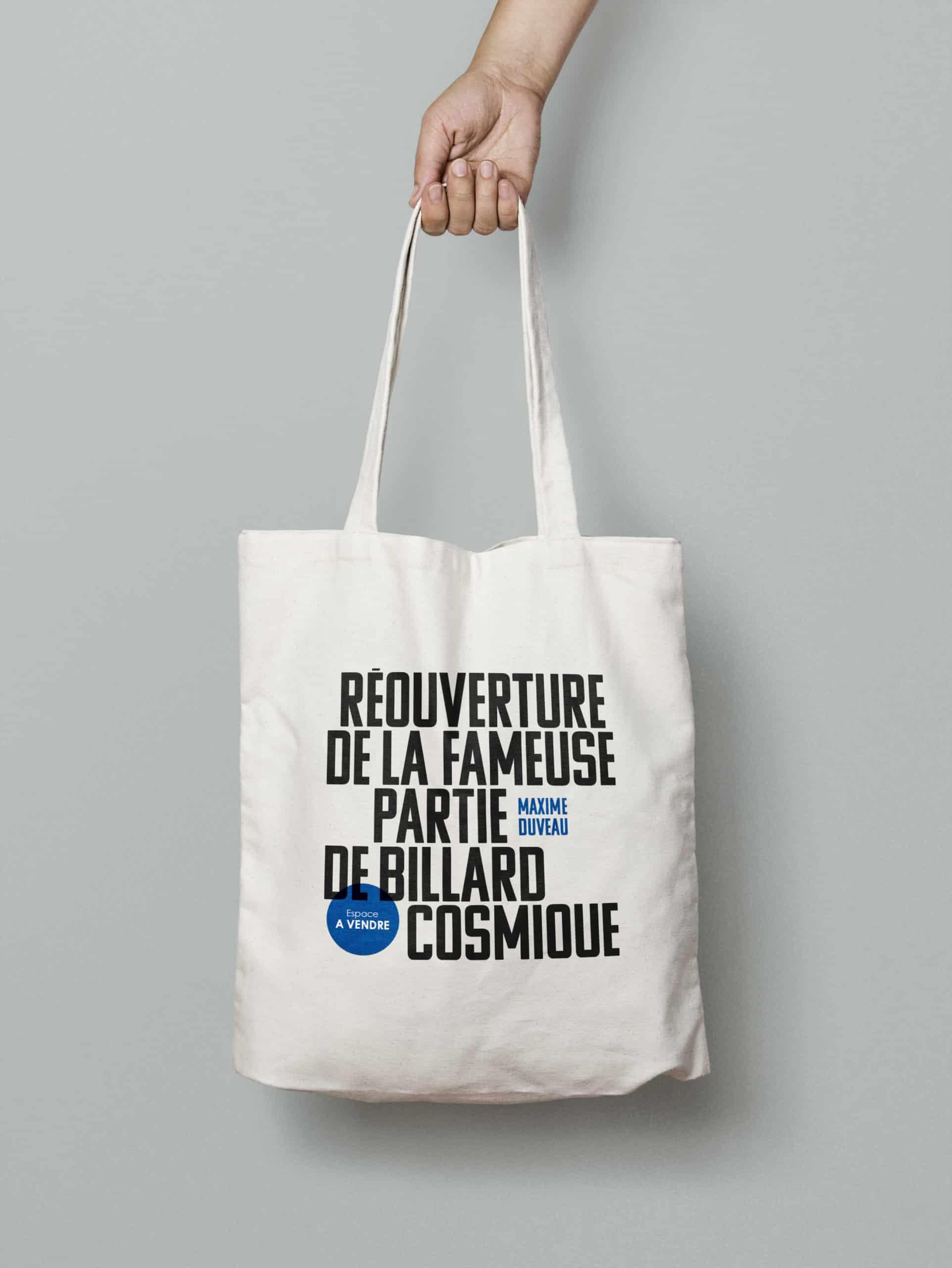 Maxime Duveau, Tot bag, Réouverture de la fameuse partie de billard cosmique
